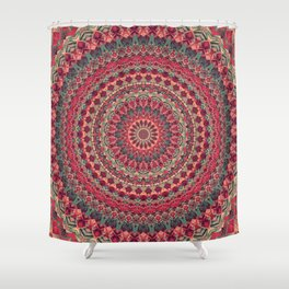 Mandala 570 Shower Curtain