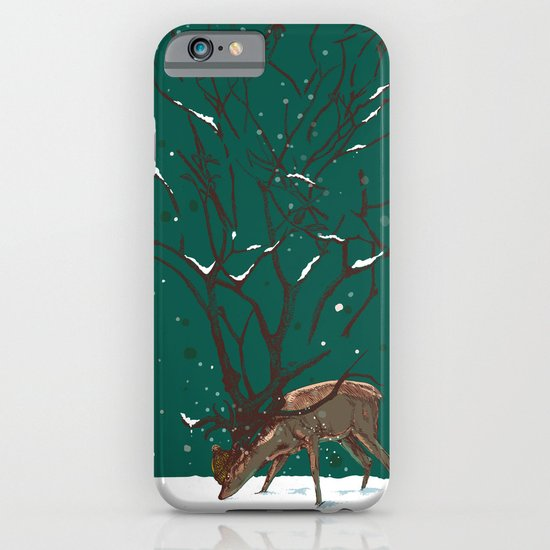 Winter Is All Over You iPhone & iPod Case