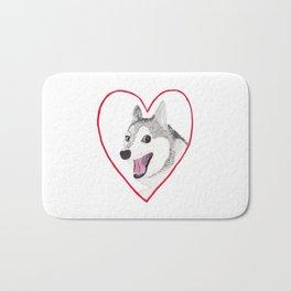 Valentine Bath Mat