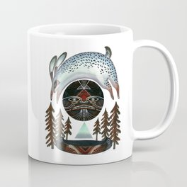 Fleeting Full Moon Coffee Mug