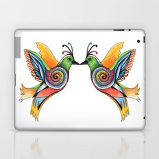Love Bird Laptop & iPad Skin