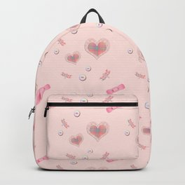 Buttons and Bows 0225 Backpack