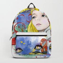 Alice's Adventure in Wonderland Backpack