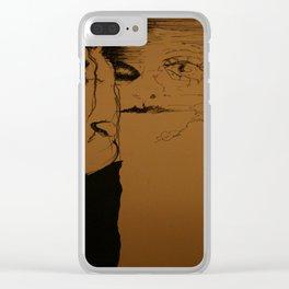 Dejalo salir Clear iPhone Case