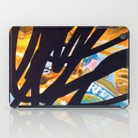 carousel iPad Cases featuring CAROUSEL by Brandon Neher