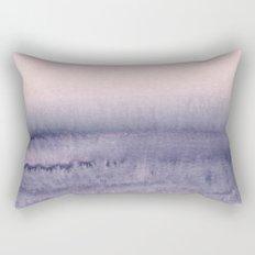 minimalist atmospheric landscape 2 Rectangular Pillow