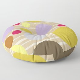 STRIPES & DOTS 4-2018 Floor Pillow