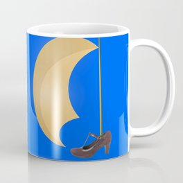 May's Speech To Despair and Treachery - shoes story Coffee Mug