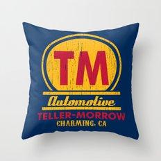 Teller-Morrow Throw Pillow