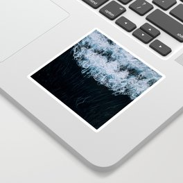 The Color of Water - Seascape Sticker