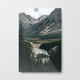 Yoho National Park Metal Print