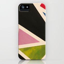 geo mic iPhone Case