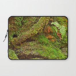Moss Hysteria Laptop Sleeve