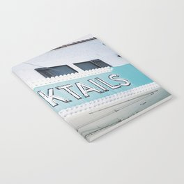 Cocktails Notebook