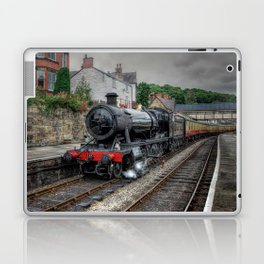 British Steam Loco Laptop & iPad Skin