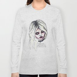 Provocative Long Sleeve T-shirt