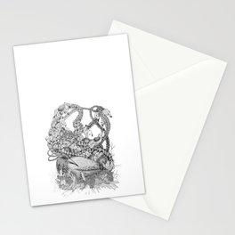 Nested bird Stationery Cards