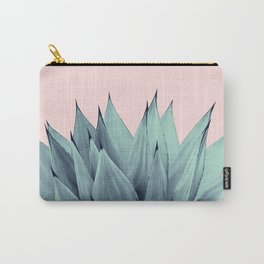 Agave Vibes #12 #tropical #decor #art #society6 Carry-All Pouch