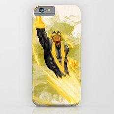 Black Vulcan Slim Case iPhone 6s