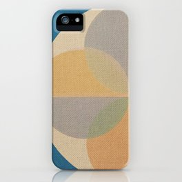 Jammed in Circles iPhone Case