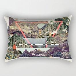 island Vacation Rectangular Pillow