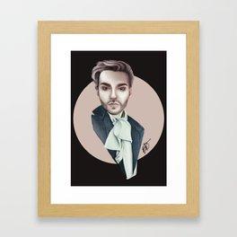 Bill Kaulitz  Framed Art Print