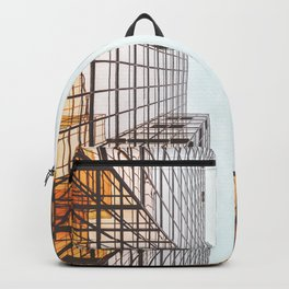 Abstract Architecture Artwork Backpack