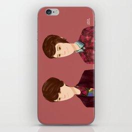 Tegan and Sara: Heartthrob #2 iPhone Skin