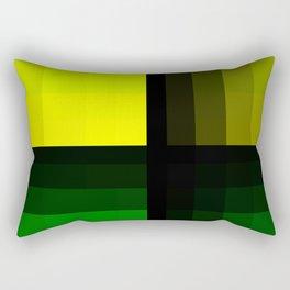 The Greeneries Rectangular Pillow
