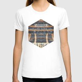 Orchestra - Geometric Photoraphy T-shirt