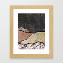 moving mountains (143) Framed Art Print