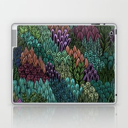 July Leaves Laptop & iPad Skin