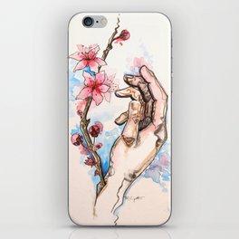 Cherry Wrists iPhone Skin