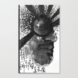 Root 4 Canvas Print