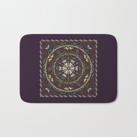 The Source Mandala Bath Mat