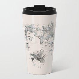 Castiel   Seraph Metal Travel Mug