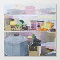 Starving Artist (M.C) Canvas Print