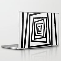 illusion Laptop & iPad Skins featuring Illusion by Janet Datu