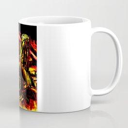 Metroid Metal: Ridley- Through the Fire.. Coffee Mug