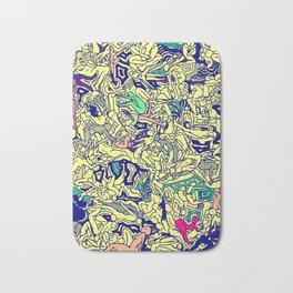 Kamasutra LOVE - Piss Yellow Bath Mat