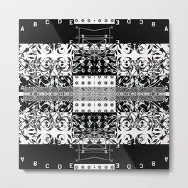 Transverse Vibration 1 Metal Print