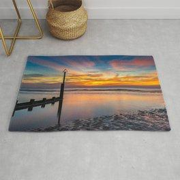 Sunset Reflections Rug