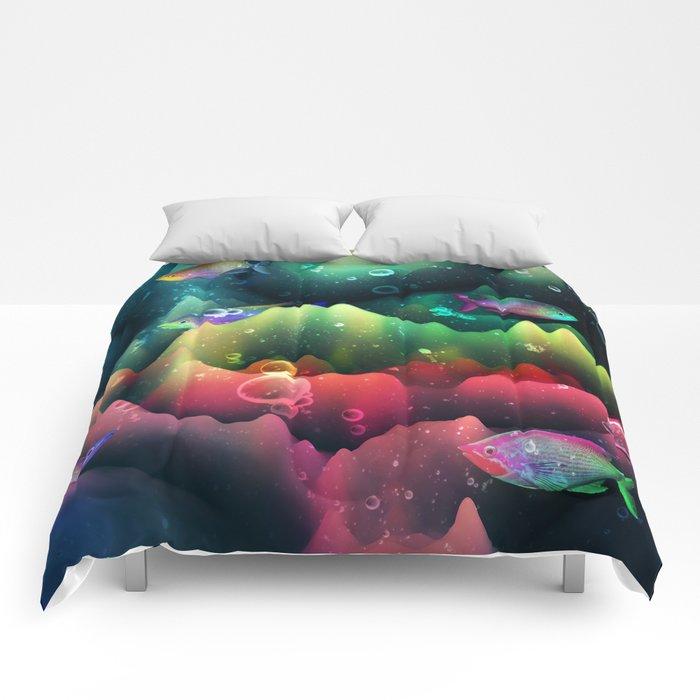 Rainbowland Comforters
