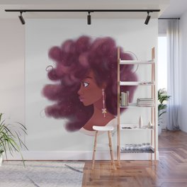 Warm Winds Wall Mural