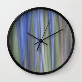 Songlines III Wall Clock