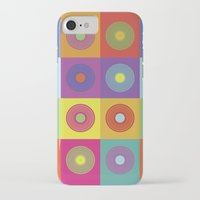 deadmau5 iPhone & iPod Cases featuring Vinyl Pop Art by Sitchko Igor
