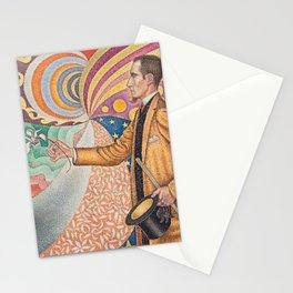 Portrait of Félix Fénéon Stationery Cards