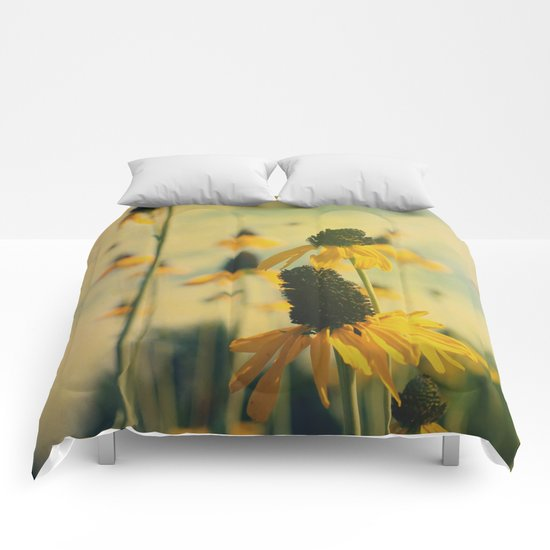 Summer Sunshine Comforters