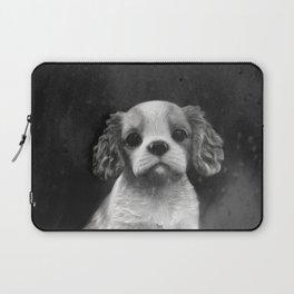 King Charles Spaniel puppy Laptop Sleeve