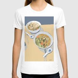#inktober2016:hungry T-shirt